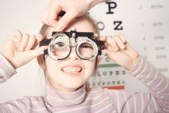 optiker Royaltyfria Foton