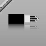 Optiklwl - kabel Lizenzfreie Stockbilder