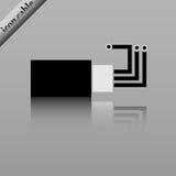 Optiklwl - kabel Stockfotos