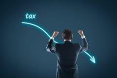 Optimisation d'impôts Images libres de droits