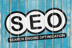 Optimisation de Search Engine Photographie stock libre de droits