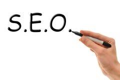 Optimisation de Search Engine Images libres de droits