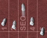 Optimisation de Search Engine Photos libres de droits