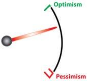 Optimismus Lizenzfreie Stockfotos