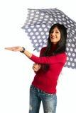 Optimist girl Stock Photos