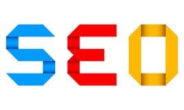 Optimização de SEO Imagem de Stock Royalty Free
