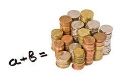 Optimização do lucro Fotografia de Stock