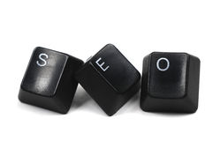 Optimização do Search Engine Imagens de Stock