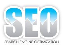 Optimización del Search Engine Fotografía de archivo libre de regalías