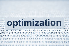 Optimization Stock Images