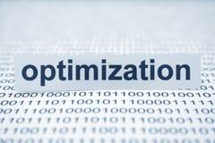 Optimization Stock Images
