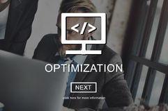 Optimization Ability Skill Performance Expertise Concept Royalty Free Stock Images