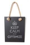 optimize Imagens de Stock