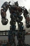 optimus最初 免版税库存图片