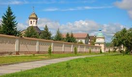 Optina Monastery Royalty Free Stock Photos