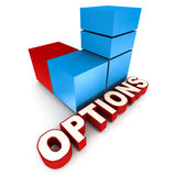 option Photo stock