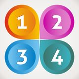 Options icons Stock Images