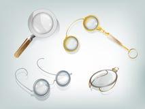 Optische apparaten Royalty-vrije Stock Afbeelding