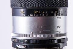 Optische Cameralens 01 Stock Afbeeldingen