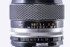 Optische Cameralens 02 Stock Foto