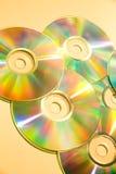 Optische Daten Lizenzfreies Stockbild