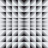 Optische illusie Royalty-vrije Stock Afbeeldingen