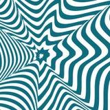 Optische illusie Stock Fotografie