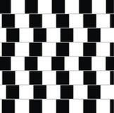 Optische illusie royalty-vrije illustratie