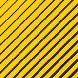 Optische illusie diagonaal geel element vector illustratie