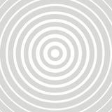 Optische illusie grijze kaart royalty-vrije illustratie
