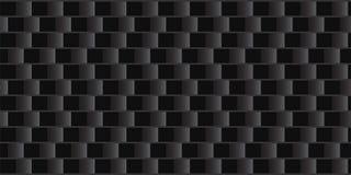 Optische illusie Parallelle die lijnen van gradiënthoofdkussens worden gemaakt vector illustratie