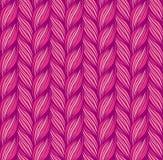 Optische illusie: Veelkleurig abstract naadloos patroon Textuur Stock Afbeeldingen