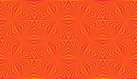 Optische illusiedecoratie royalty-vrije stock foto's