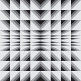 Optische Illusion lizenzfreie abbildung