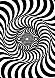 Optische Kunst Stockbild