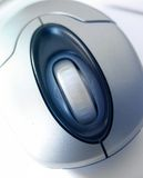 Optische Maus Stockfoto