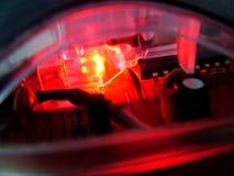 Optische muis Royalty-vrije Stock Afbeeldingen