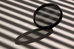 Optischer Filter lizenzfreie stockbilder