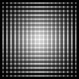 Optisches Kunst-Rasterfeld Lizenzfreies Stockbild