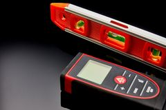 Laser Entfernungsmesser Optischer Sucher : Laser entfernungsmesser stockfoto bild von instrument