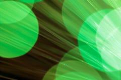 optisk abstrakt fiber - Fotografering för Bildbyråer