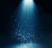 Optisk bakgrund för fiber Royaltyfri Fotografi