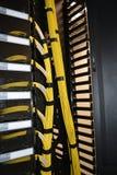 Optisk fiber Royaltyfri Fotografi