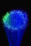 optisk fiber Royaltyfria Foton