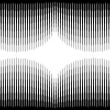 optisk illusion Arkivbilder