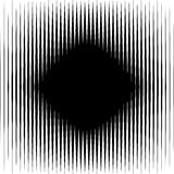 optisk illusion Arkivbild