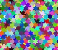 optisk illusion Arkivfoto