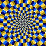 optisk illusion Royaltyfri Foto