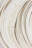 optisk kabelfiber - Fotografering för Bildbyråer