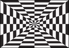Optisk konst Arkivfoton